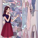 کمد لباس