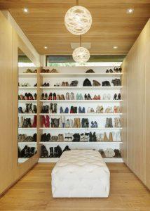 جای مناسب برای کفش