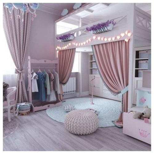 دکوراسیون اتاق دخترانه,سرویس خواب اتاق دخترانه
